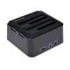 Alternate view 5 for Thermaltake ST0014U BlacX Duet Hard Drive Dock