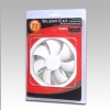 Alternate view 5 for Thermaltake Silent CAT 120mm Case Fan - White