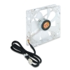 Alternate view 2 for Thermaltake AF0032 Thunderblade Clear LED Fan