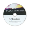 Alternate view 6 for Proximus SD TV & Audio Calibration Toolkit: DVD