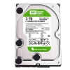 "Alternate view 2 for WD Green 3TB Sata 3.5"" Desktop Hard Drive"
