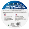 Alternate view 3 for Ultra U12-40596 Component Cable