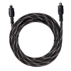 Alternate view 3 for Ultra 500HI Optical Digital 12ft Toslink Cable 