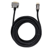 Alternate view 3 for Ultra 700HI Male HDMI to Male DVI 25ft Cable