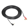 Alternate view 2 for Ultra 25ft MP3 3.5mm to RCA Audio Adapter