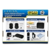 Alternate view 3 for Ultra Essentials Bundle: Mouse, Hub, Cleaner, Case