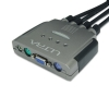 Alternate view 5 for Ultra GammaView 4005 4-Port PS/2 VGA KVM w/ Audio