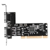 Alternate view 3 for Ultra Serial 16550 PCI Card - 2 Port