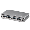 Alternate view 2 for Ultra Aluminus USB 3.0 Hub 4 Port
