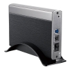 "Alternate view 3 for Ultra LeatherX USB 3.0 3.5"" Hard Drive Enclosure"