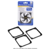 Alternate view 7 for Ultra 80mm Fan Vibration Dampener 3 Pack