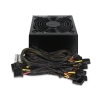 Alternate view 2 for OEM 600W ATX Power Supply