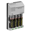 Alternate view 4 for Ultra ULT31792 Quick AA/AAA Battery Charger