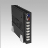 Alternate view 2 for Ultra Stackable 7-Port USB 2.0 Hub