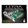 Alternate view 7 for Ultra 8 Port USB 2.0/Firewire PCI Combo Card