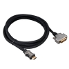 Alternate view 2 for Ultra 700HI Male HDMI to Male DVI 6ft Cable