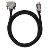 Alternate view 3 for Ultra 700HI Male HDMI to Male DVI 6ft Cable