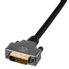 Alternate view 4 for Ultra 700HI Male HDMI to Male DVI 6ft Cable