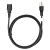 Alternate view 2 for Ultra 10A 15-FT Power Cable