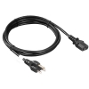 Alternate view 3 for Ultra 10A 15-FT Power Cable 