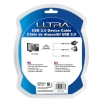 Alternate view 5 for Ultra X-Stream USB 2.0 Printer Cable 15ft