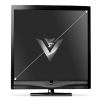 "Alternate view 4 for Vizio E370VT 37"" 1080p 60Hz LED HDTV Refurb"