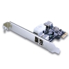 Alternate view 2 for Vantec 3 Port FireWire 400 PCIe Card 1 Int / 2 Ext