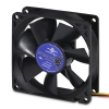 Alternate view 2 for Vantec SF8025L Stealth 80mm Cooling Fan