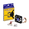 Alternate view 3 for Vantec SF8025L Stealth 80mm Cooling Fan