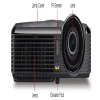 Alternate view 5 for ViewSonic PJD5233 XGA 3D DLP Projector