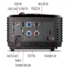 Alternate view 6 for ViewSonic PJD5233 XGA 3D DLP Projector
