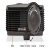 Alternate view 6 for ViewSonic PJD7583wi DLP Short Throw Projector
