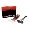 Alternate view 5 for VisionTek Radeon HD 5450 SSF 512MB DDR3 VHDCI LP
