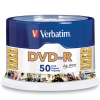 Alternate view 2 for Verbatim 97176 Life Series 50 Pack 16X DVD-R