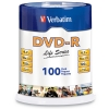 Alternate view 2 for Verbatim 97177 Life Series 100 Pack 16X DVD-R