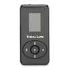 Alternate view 5 for Visual Land ME-963-4GB-BLK V-Clip Pro MP3 Player