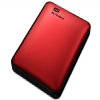 Alternate view 3 for WD My Passport 500GB Red Hard Drive