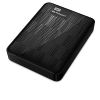 Alternate view 2 for WD My Passport 1TB Black Hard Drive