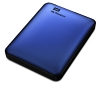 Alternate view 2 for WD My Passport 1TB Blue Hard Drive