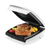 Alternate view 2 for George Foreman Super Champ White 4 Burger Grill