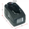 Alternate view 2 for Whistler XTR-335 Radar Detector