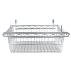 Alternate view 2 for Alera� Wire Shelving Sliding Wire Basket