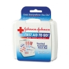 Alternate view 2 for Johnson and Johnson 8295 Mini First Aid Kit