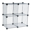 Alternate view 2 for Safco 5279BL Cube Shelving System