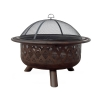 Alternate view 2 for Blue Rhino 36&quot; Outdoor Firebowl