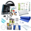 Alternate view 2 for Nintendo Wii Console Mario Kart Wii Fit Bundle