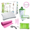 Alternate view 2 for Nintendo Wii Fit Plus Pink Holiday Bundle