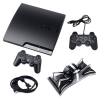 Alternate view 2 for Sony Playstation 3 160GB Holiday Ess. Bundle
