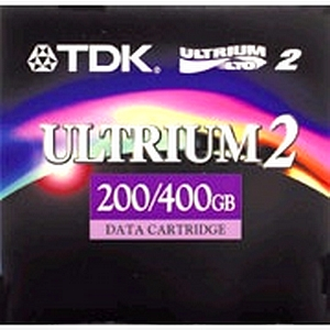 LTO Ultrium2 Data Cartridge
