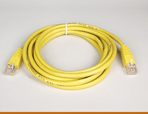 14FT CAT5E ORANGE PATCH CABLE